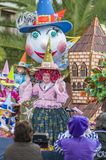 Santa Cruz de Tenerife karneval 2014 Royaltyfria Bilder