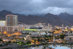 Santa Cruz de Tenerife, Spain Stock Photo