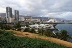 Santa Cruz de Tenerife, Spain Royalty Free Stock Photography