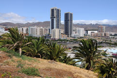 Santa Cruz de Tenerife, Spain Stock Photography