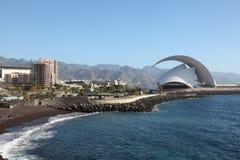 Santa Cruz de Tenerife, Spain Royalty Free Stock Image