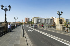 Santa Cruz de Tenerife Stock Photo