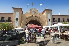 Santa Cruz de Tenerife Royalty Free Stock Photo