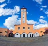 Santa Cruz de Tenerife, wyspy kanaryjska, Hiszpania: Miejski rynek Obraz Stock