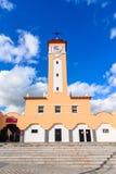 Santa Cruz de Tenerife, wyspy kanaryjska, Hiszpania: Miejski rynek Obrazy Royalty Free