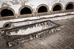Santa Cruz Fortress royalty-vrije stock afbeeldingen