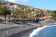 Santa Cruz, ilha de Madeira, Portugal Foto de Stock Royalty Free