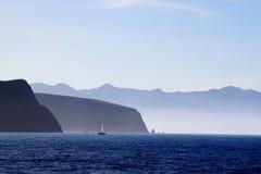 Santa Cruz Island Stock Image