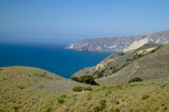 Santa Cruz Island Stock Photos