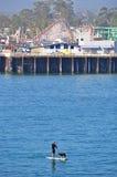 Santa Cruz, Kalifornia, Stany Zjednoczone Ameryka, Usa zdjęcie stock