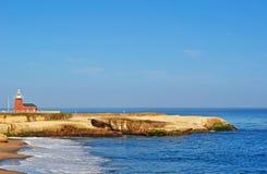 Santa Cruz Kalifornien, Amerikas förenta stater, USA royaltyfri bild