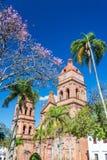 Santa Cruz katedra Obraz Royalty Free