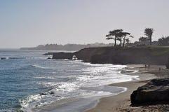 Santa Cruz, la Californie, Etats-Unis d'Amérique, Etats-Unis images stock