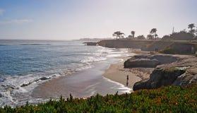 Santa Cruz, la Californie, Etats-Unis d'Amérique, Etats-Unis images libres de droits