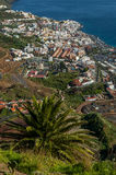 Santa Cruz on La Palma, Canary Islands Royalty Free Stock Photos