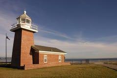 Santa Cruz Lighthouse Stock Photography