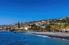 Santa Cruz, Madeira, Portugal Imagem de Stock Royalty Free