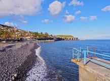Santa Cruz on Madeira Royalty Free Stock Photography