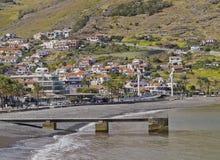Santa Cruz on Madeira Royalty Free Stock Images