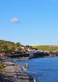 Santa Cruz on Madeira Stock Photos