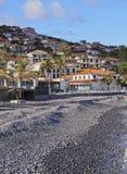Santa Cruz on Madeira Stock Photo