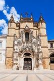 Santa Cruz Monastery imagem de stock royalty free