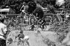 Santa Cruz Mountain Bike Festival Royalty Free Stock Photo