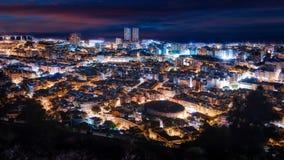Santa Cruz, Tenerife stock foto