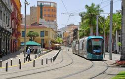 Santa Cruzde Tenerife, Kanarische Inseln, Spanien Lizenzfreie Stockfotos