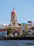 Santa- Cruzkirche Stockbild