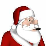 Santa Customer Service 2 Royalty Free Stock Images