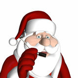 Santa Customer Service 3 Royalty Free Stock Photography