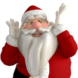 Santa cute Stock Image