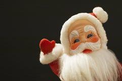 Santa d'annata Immagini Stock Libere da Diritti