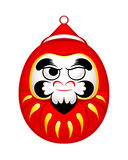 Santa Daruma Royalty Free Stock Photo