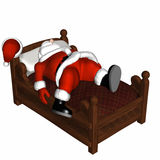 Santa - December 26th Royalty Free Stock Photography