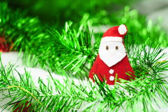 Santa for decorate Royalty Free Stock Photos