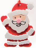 Santa Decoration Stock Photo