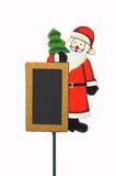 Santa decoration Royalty Free Stock Images