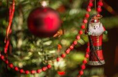 Santa decoration Royalty Free Stock Photography