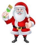 Santa Decorator Photos libres de droits