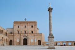 santa Di leuca Μαρία Στοκ Φωτογραφίες