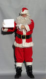 Santa dice Imagenes de archivo