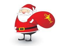 Santa doctor Stock Photos