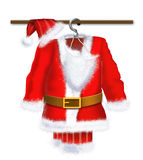 Santa dress Stock Photo