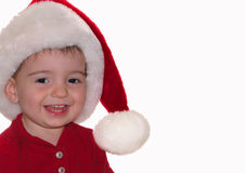 Santa dziecka Obrazy Stock