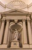 Santa Elizabetta Statue Stock Images