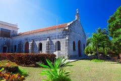 Santa Elvira Church Royalty Free Stock Images