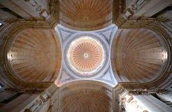 Santa Engrácia Church, Lissabon, Portugal Stockfotografie