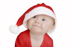 Santa engraçada Imagem de Stock